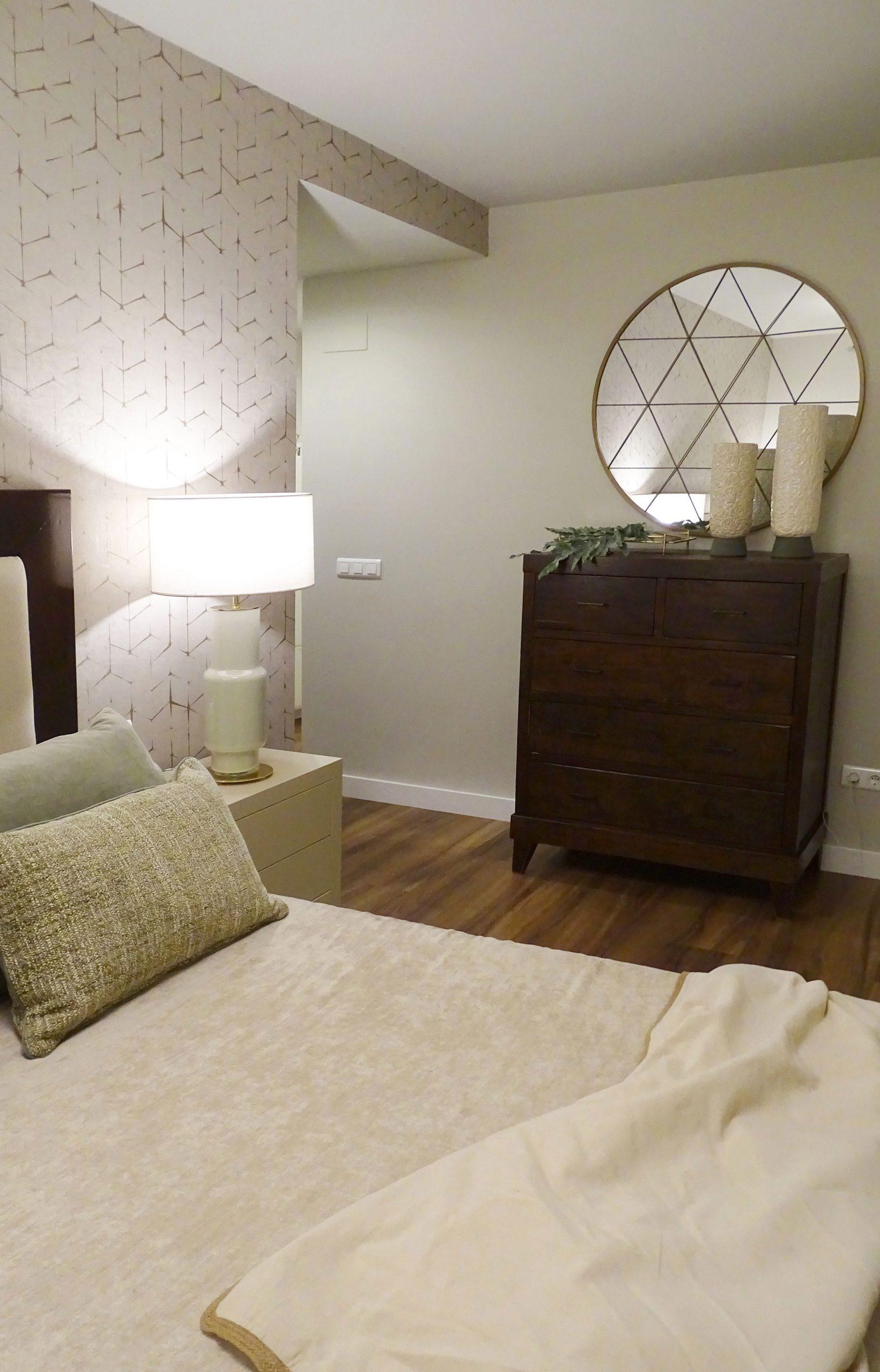 Restyling dormitorio principal y juvenil