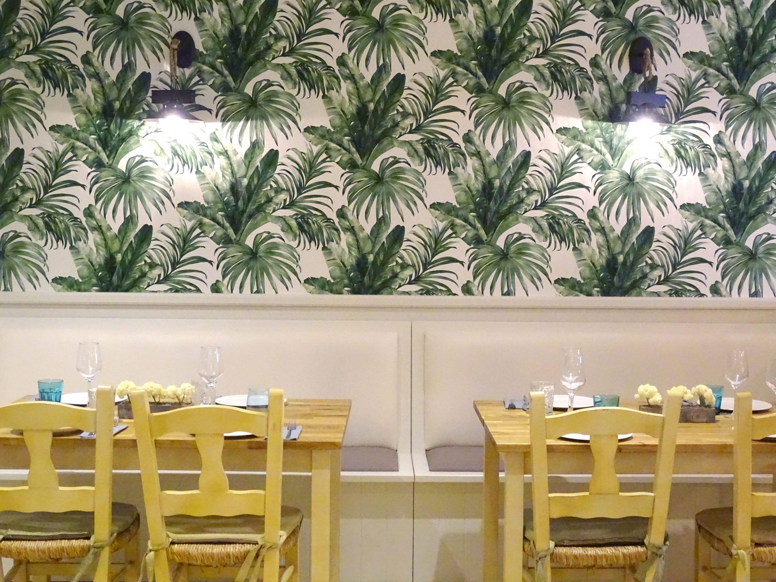Restyling y decoración del restaurante Attic